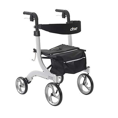Drive Medical Nitro Aluminum Lightweight Foldable Rollators
