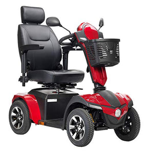 Drive Medical Panther 4 Wheel Heavy Duty Scooters with Captain Seats