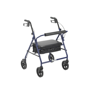 "Drive Medical Bariatric Rollators with 8"" Wheels 10216"