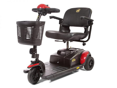 Golden Tech Buzzaround LT 3-Wheel Power Scooter-Red GB107