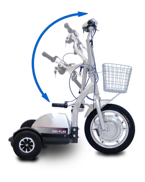 PET Zappy Pro Flex 350 Folding Transport Mobility Scooter – 3 Wheel