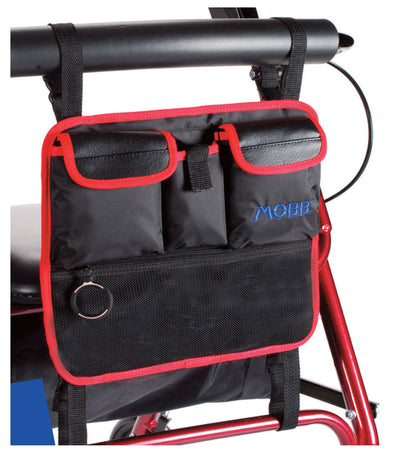 MOBB Healthcare Walker & Rollator Large Storage Tote Bag MHRBAG