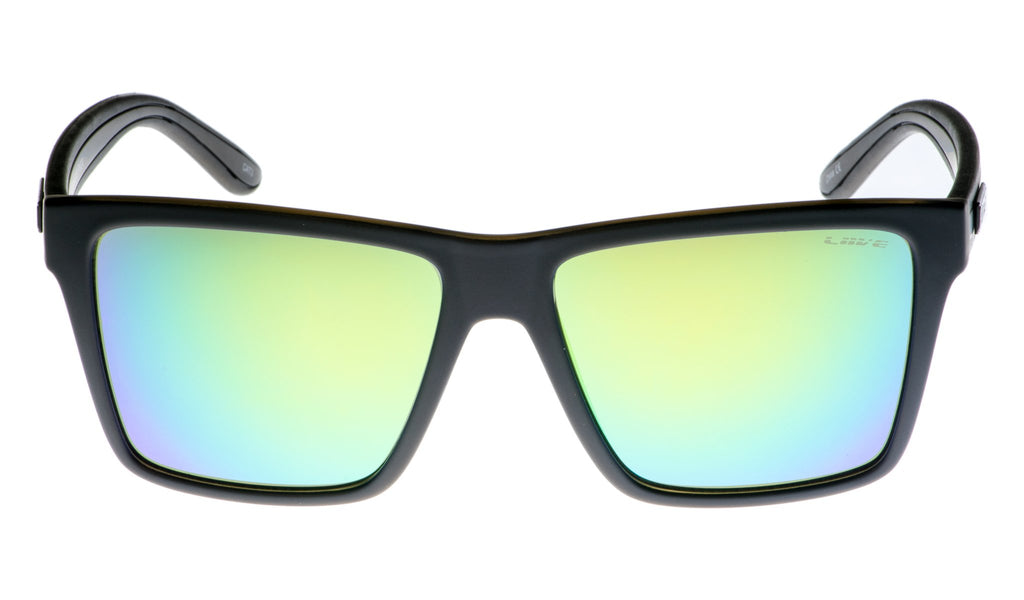 Laguna | Mirror Black / Xtal Matt Beer