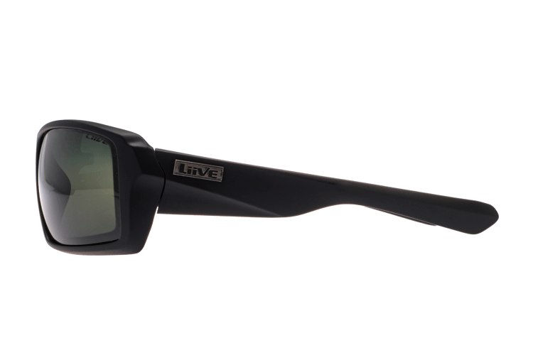 The Edge | Polar Matt Black