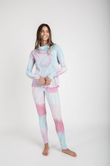 Thermal Legging - Candy Starburst
