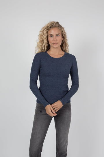 Thermal T Speckled - Navy