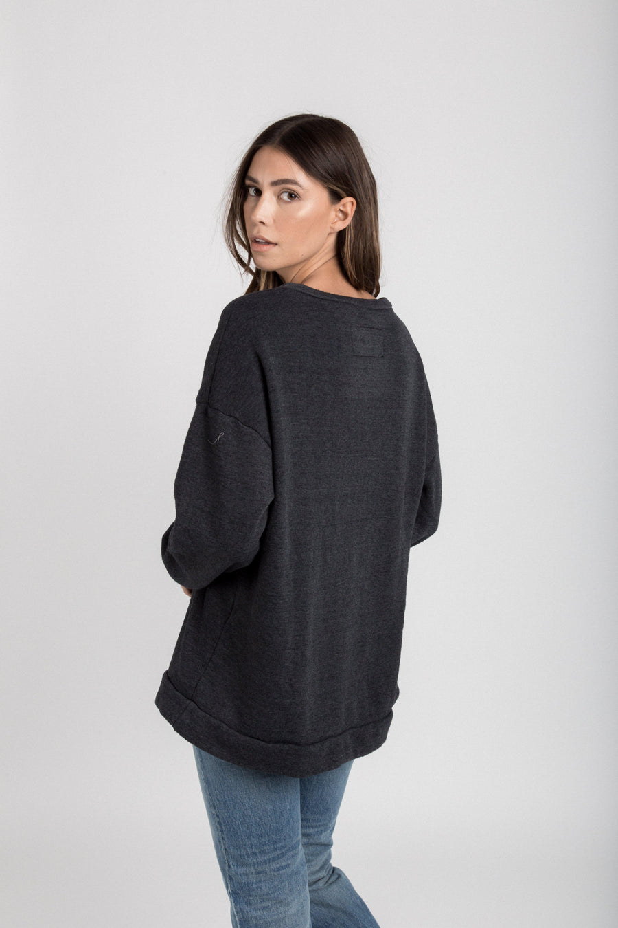 Magic Sweatshirt - Black