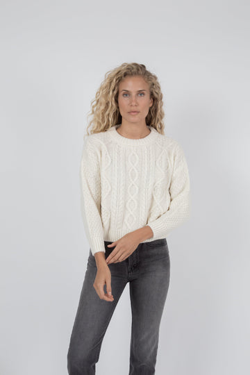 Birch Sweater - Cream