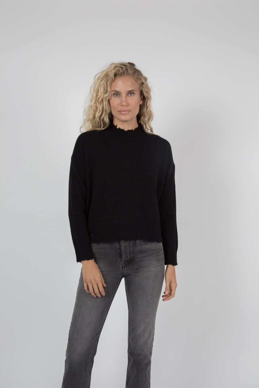 Eddie Sweater - Black