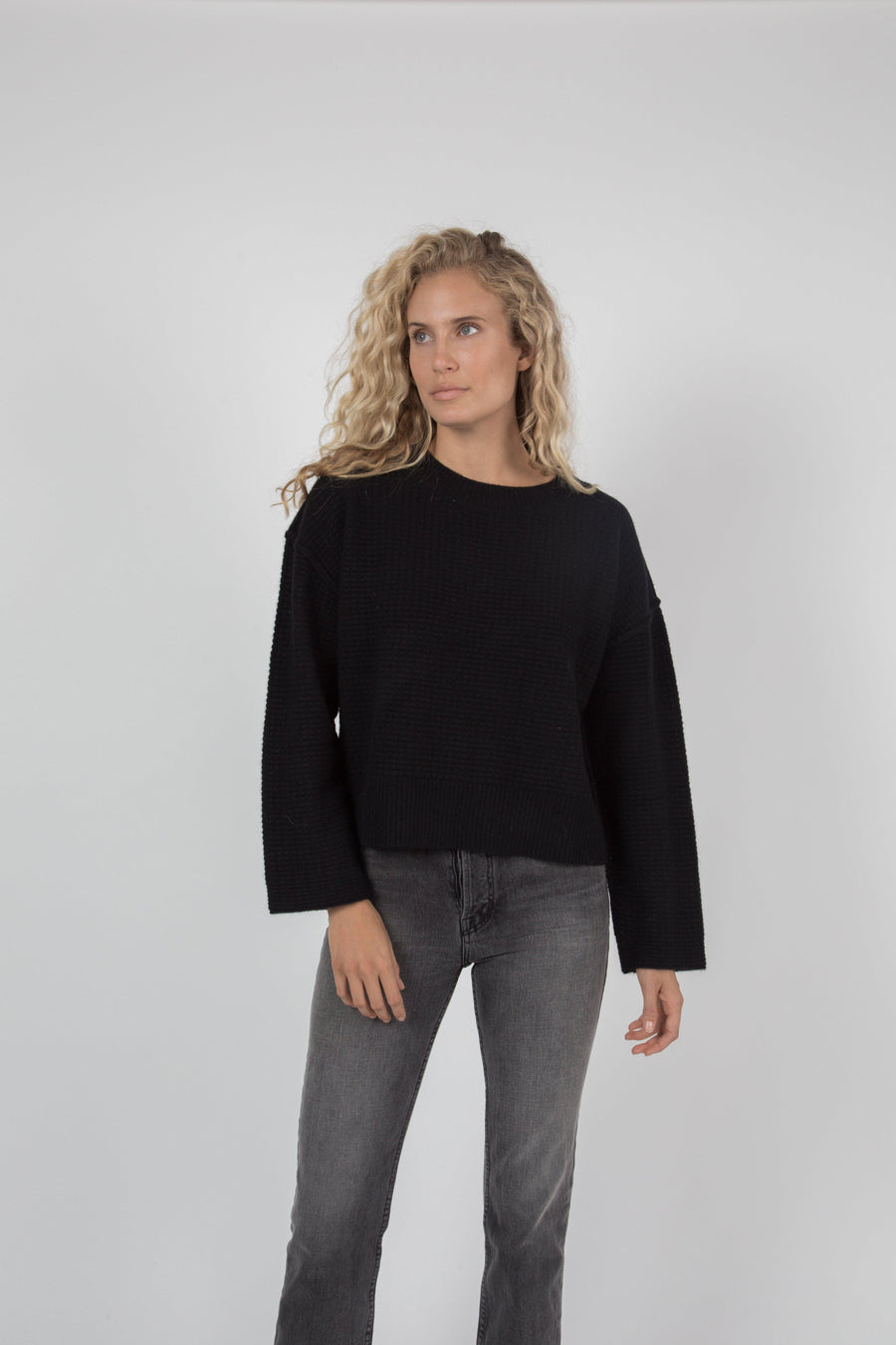 Shelby Sweater - Black