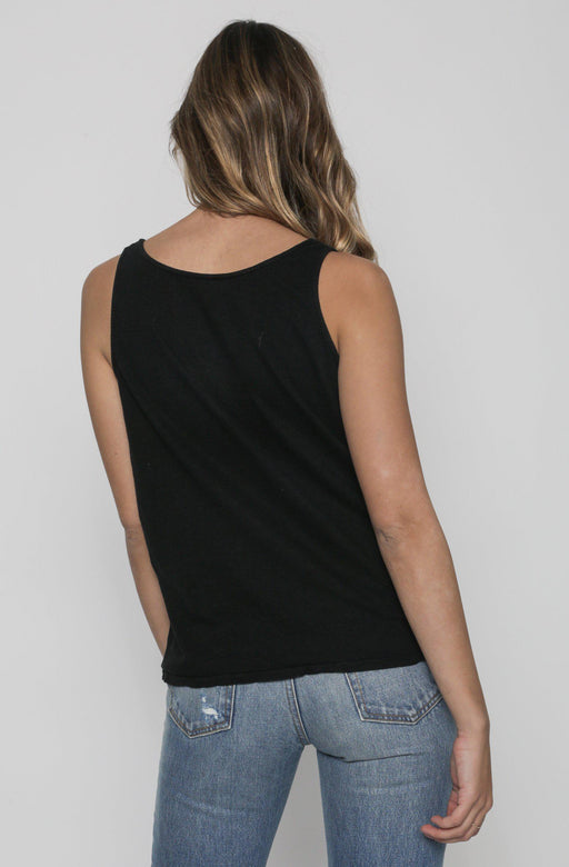 Skipper Tank - Black