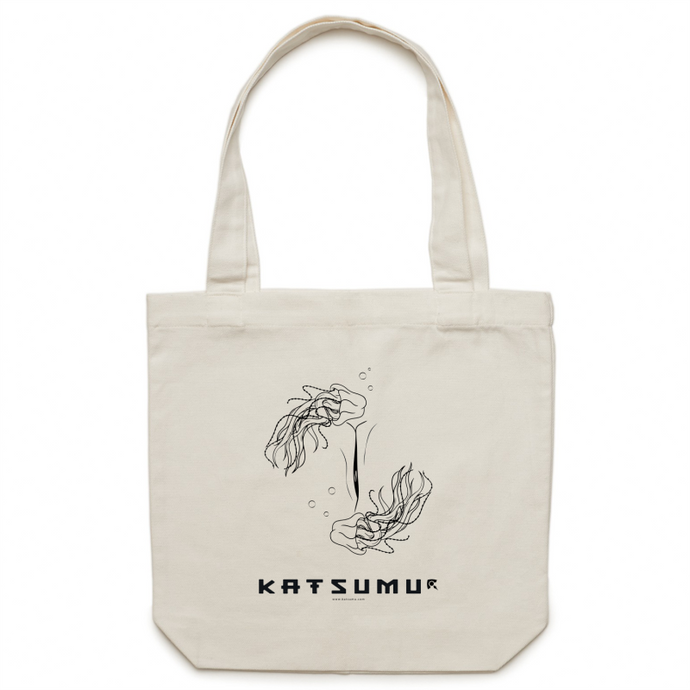 Dancing Jellyfish Tote Bag - Katsumu