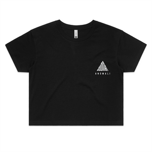 Anomali: Original Semi-Crop (Black)