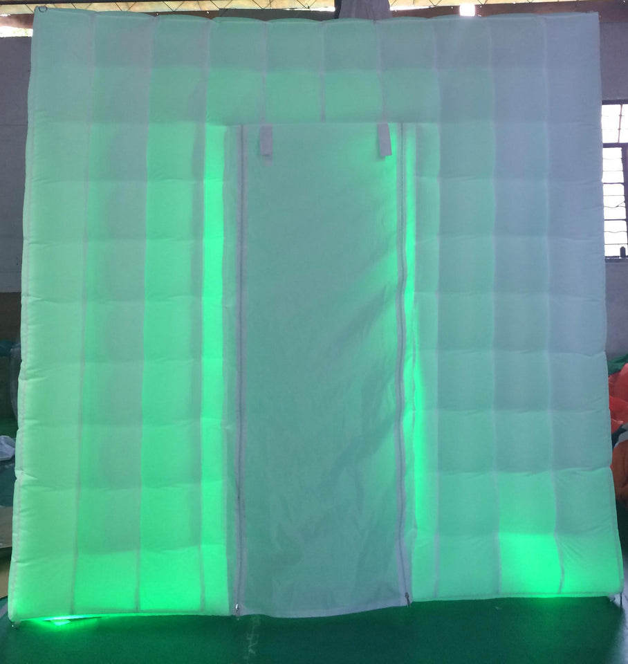 Inflatable Photo Booth Cube - ibigbean