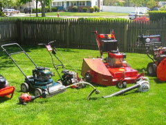 Lawn and Small Equipment