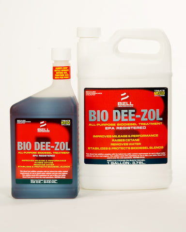 Bio Dee-Zol - All-purpose Treatment for Biodiesel
