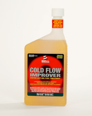 Cold Weather Fuel Bundle: Cold Flow Improver or Dee-Zol Plus, plus free bonus Quick Thaw