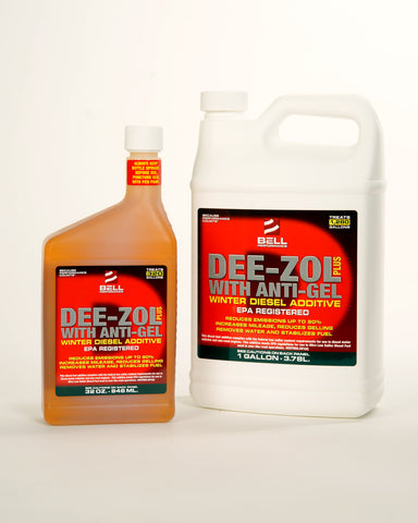Dee-Zol Plus Winter Treatment for Diesel Fuel