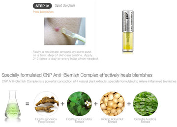 Anti-Blemish Spot Solution 3.5ml
