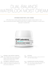 Dual-Balance Waterlock Moist Cream (2ml X 10 | 10ml | 50ml)