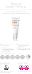 Tone-up Protection Sun (SPF42/PA+++) (2ml X 10 | 5ml X 2 | 50ml)
