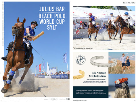 Ancrage meets Beach Polo Word Cup Sylt