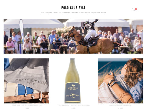 Ancrage meets Polo Club Sylt