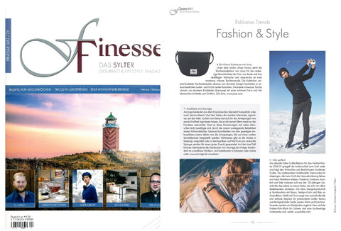 FINESSE SYLT /74 Das Sylter Gourmet & Lifestyle-Magazin Herbst/Winter2018