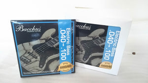 Bacchus nickel wound strings 45 - 110, 5 sets