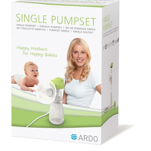 Ardo by ProMed Single Pumpset for breastfeeding
