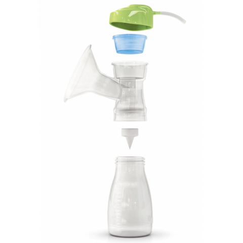 Ardo closed system breast pump set
