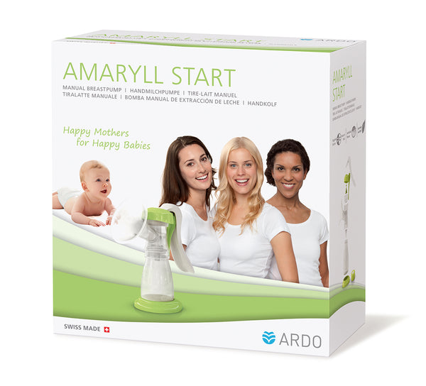 Amaryll Manual Breastpump Box kit