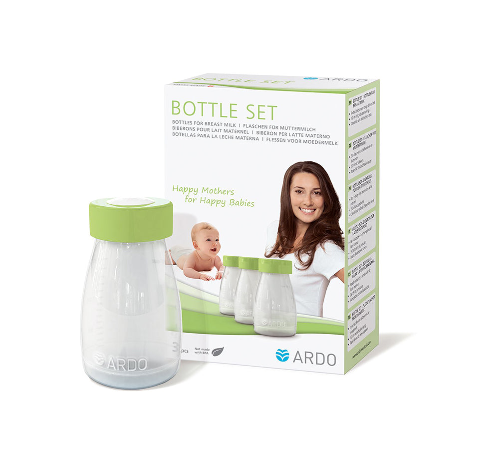 Bottle Set (3 Pieces)