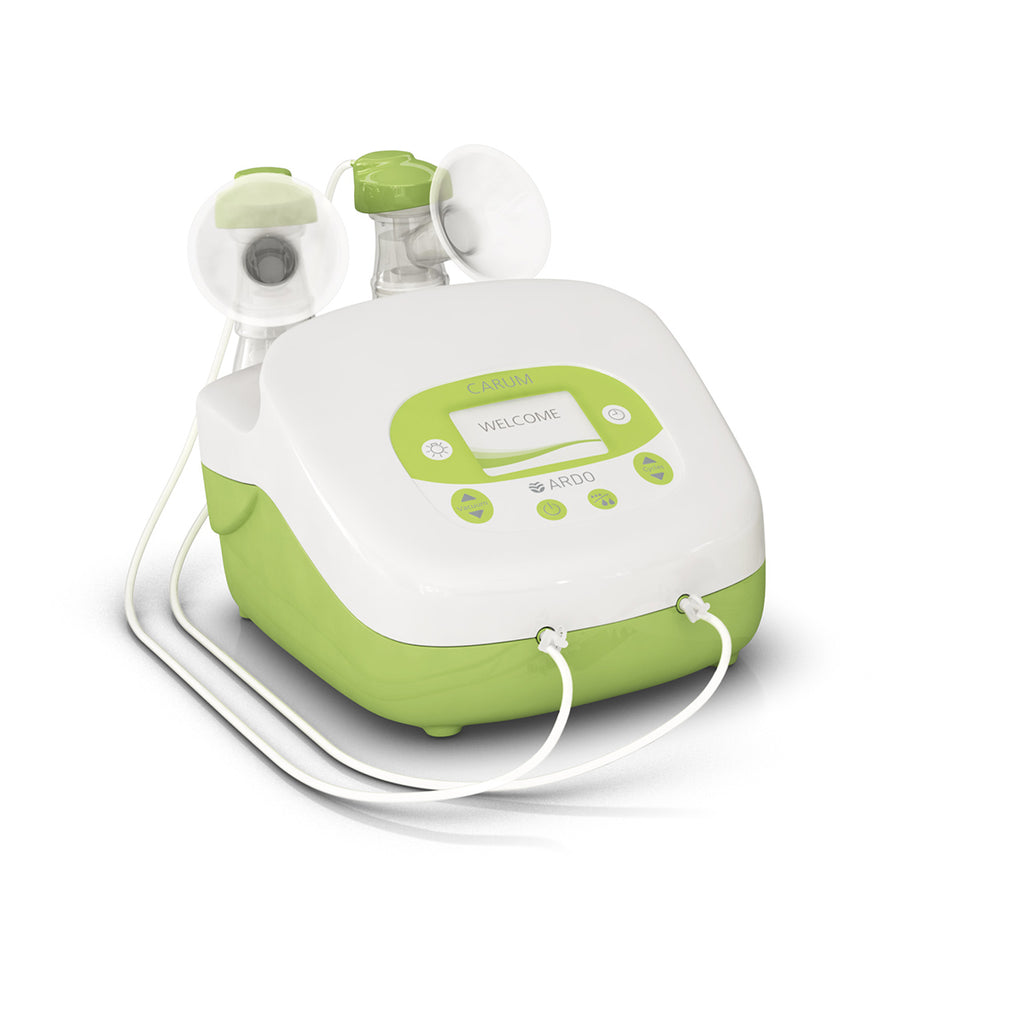 Carum Hospital Grade Breast Pump - Rental Option