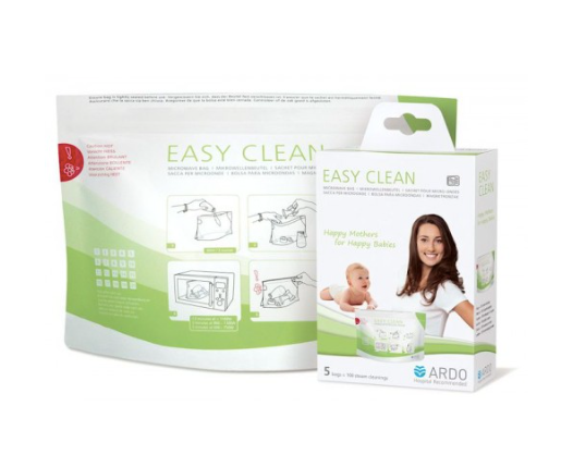 Easy Clean Microwave Bag - pack of 5