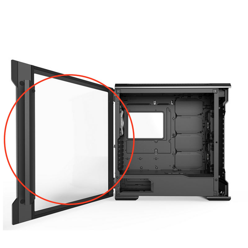 Evolv X - Left Side Panel