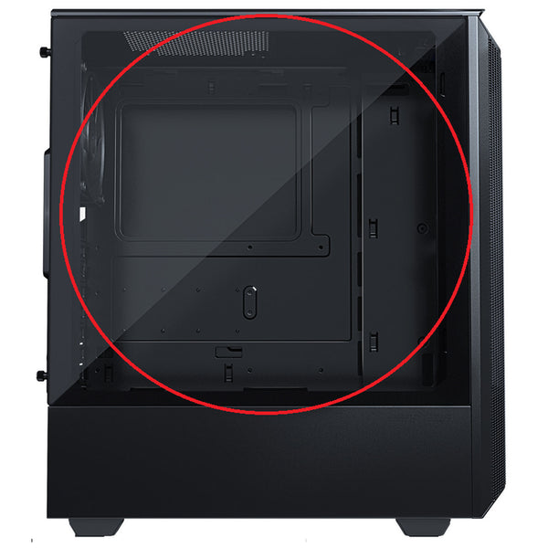 Eclipse P300A - Tempered Glass Panel