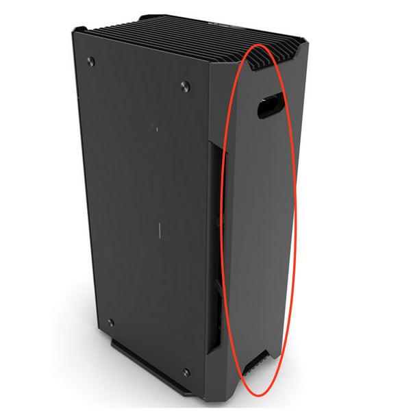Evolv Shift - Rear Panel