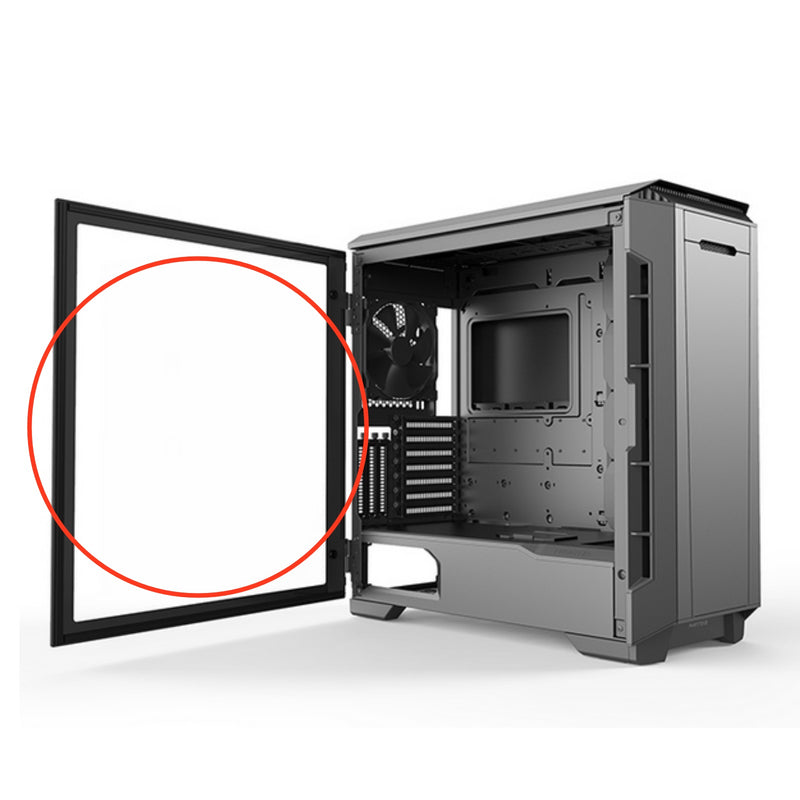 Eclipse P600S - Left Side Panel