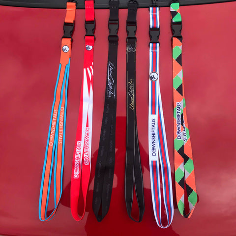 DS retro livery lanyards