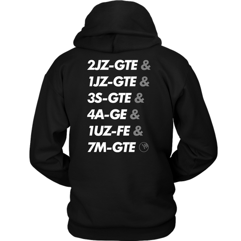 AND Toyota Hoodie