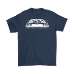 DOWNSHIFT & Disappear! GTR Edition! Tee