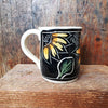 Mug, Regular, Floral Sunflower