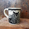 Mug, Regular, Woodland Sheep