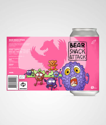 BEAR SNACK ATTACK (KETTLE SOUR)