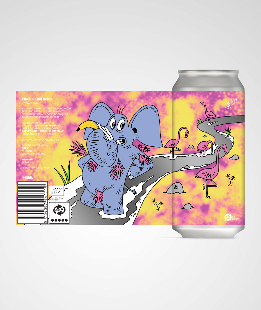 FAKE FLAMINGO (IPA)
