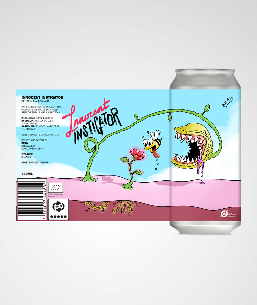 INNOCENT INSTIGATOR (SESSION IPA)