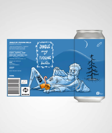JINGLE MY FUCKING BELLS (SESSION IPA)