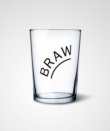 BRAW 40 CL. GLASS