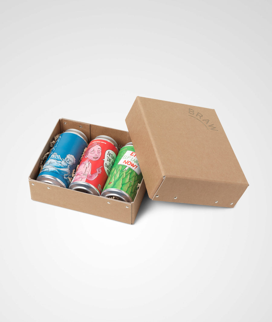BRAW GIFT BOX (3 CANS)